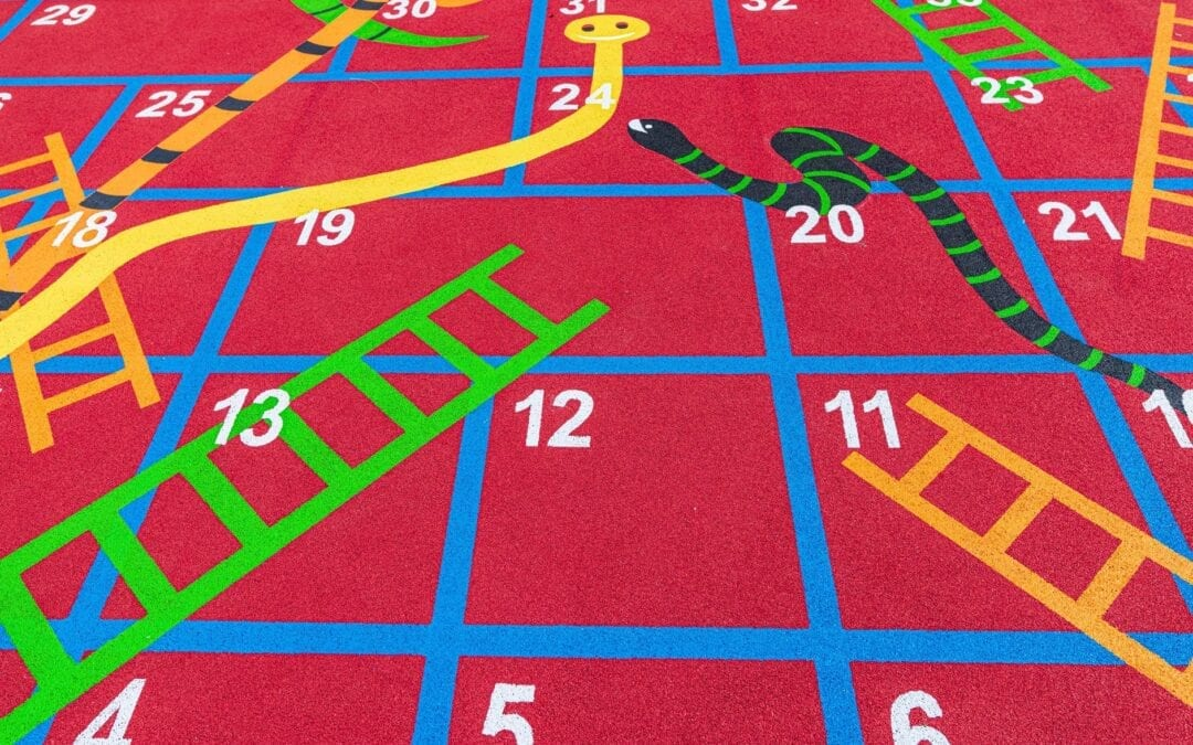 Snakes and Ladders in Dubai