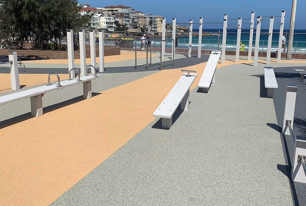 Bondi Outdoor Fitness Park
